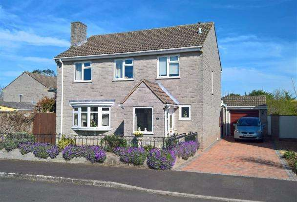 4 Bedrooms Detached House for sale in Dyers Close, Langport TA10