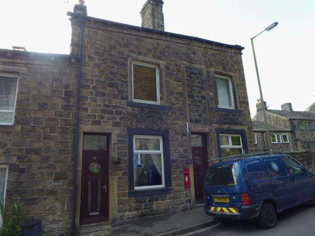 3 Bedrooms End Of Terrace House for sale in Wood End Hebden Bridge