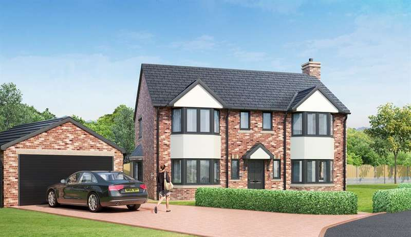 4 Bedrooms Detached House for sale in Plot 1, Coopers Court, Stalybridge, SK15 2RF