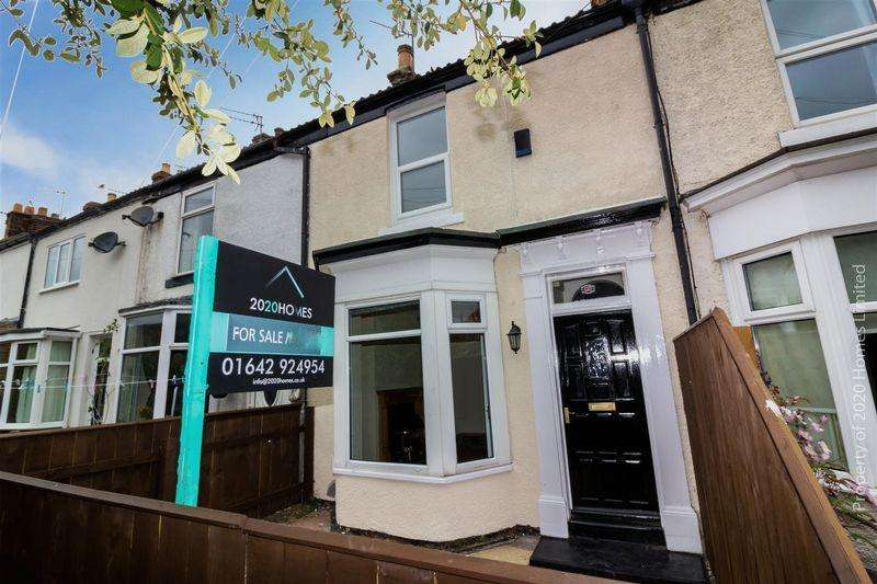 3 Bedrooms Terraced House for sale in Cliffe Terrace, Great Ayton