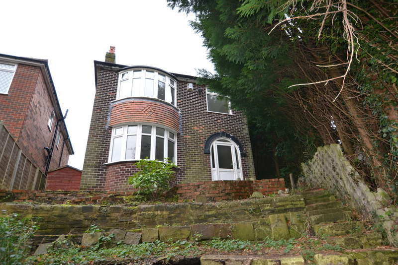 3 Bedrooms Detached House for sale in Park View, Gatley