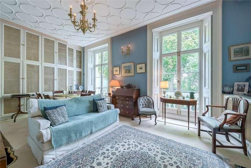 2 Bedrooms Flat for sale in Eccleston Square, Pimlico, London