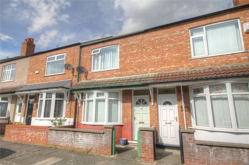 2 Bedrooms Terraced House for sale in Lansdowne Street, Darlington, DL3