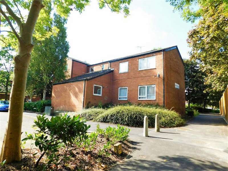 1 Bedroom Flat for sale in Holland Court, Ward Street, Stockport