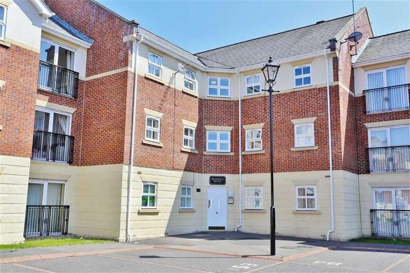 2 Bedrooms Apartment Flat for sale in Beatrice House, Royal Courts, Sunderland, SR2