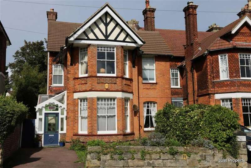 5 Bedrooms Semi Detached House for sale in Springfield Road, St Leonards On Sea