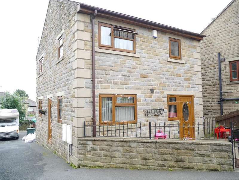3 Bedrooms Detached House for sale in Fagley Road, Fagley, Bradford , BD2 3LY