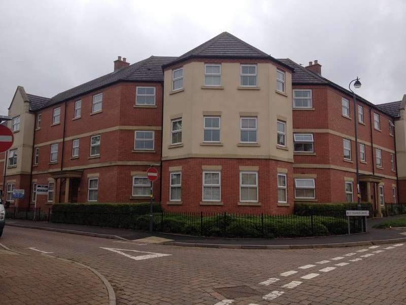2 Bedrooms Apartment Flat for rent in Ratcliffe Avenue, Kings Norton B30