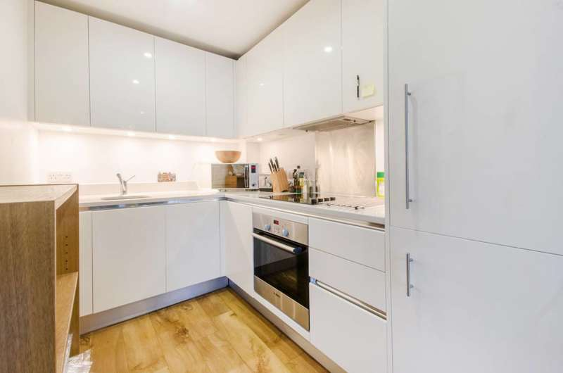 1 Bedroom Flat for sale in Major Draper Street, Woolwich, SE18