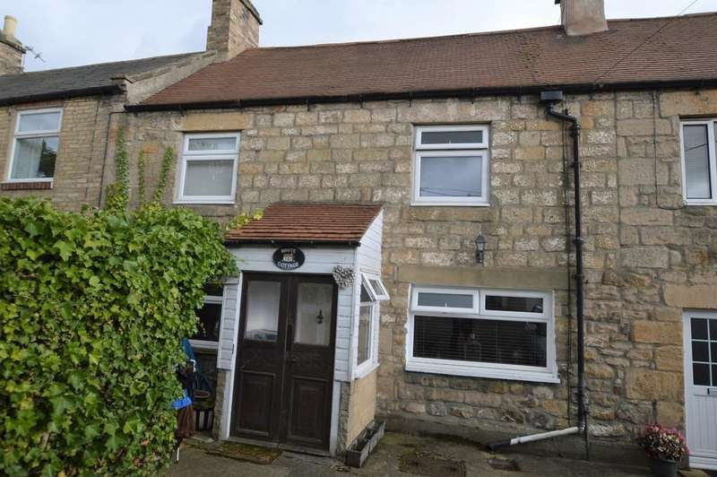2 Bedrooms Cottage House for sale in Ovington