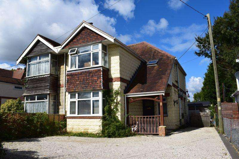 3 Bedrooms Semi Detached House for sale in Holbury Drove, Southampton