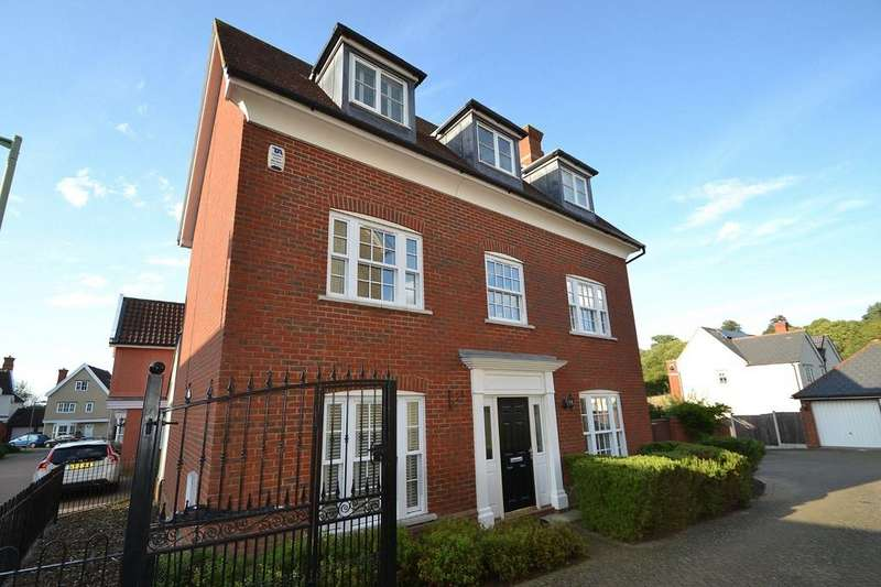 6 Bedrooms Detached House for sale in Hereford Drive, Claydon, IP6 0BF