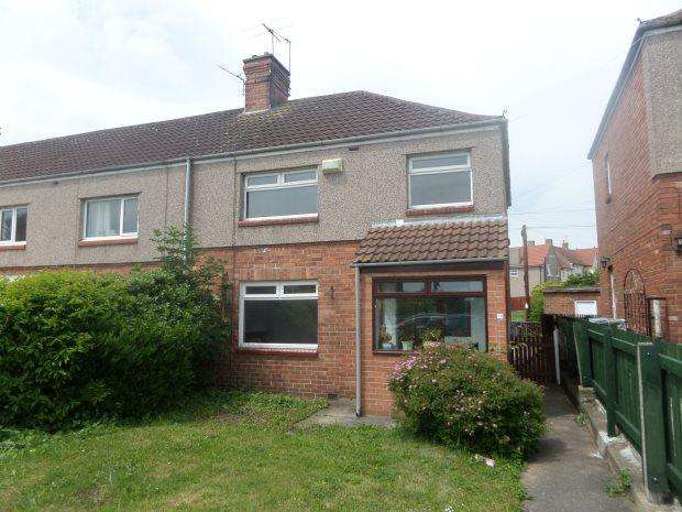 3 Bedrooms Semi Detached House for rent in SOUTH VIEW, BISHOP MIDDLEHAM, SEDGEFIELD DISTRICT