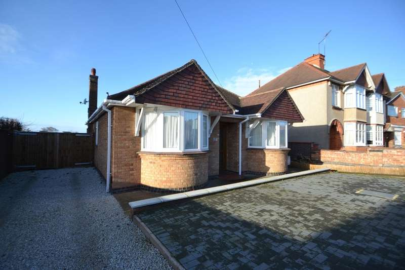 3 Bedrooms Detached Bungalow for sale in Greenhills Road, Whitehills, Northampton, NN2