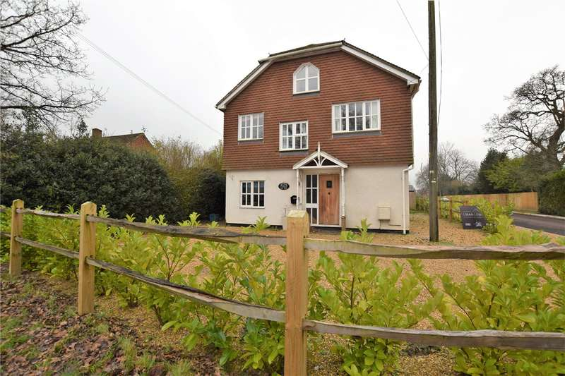 5 Bedrooms Detached House for rent in Oakley Drive, Burghfield Common, Berkshire, RG7