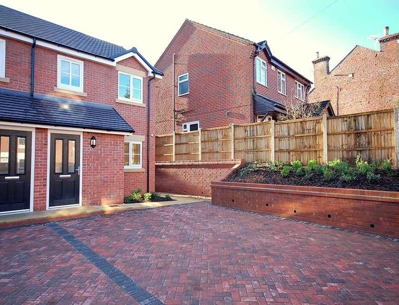 3 Bedrooms Semi Detached House for rent in Moss Lane, Ripley, DE5