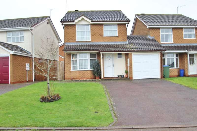 3 Bedrooms Detached House for sale in Willow Drive, Buckingham
