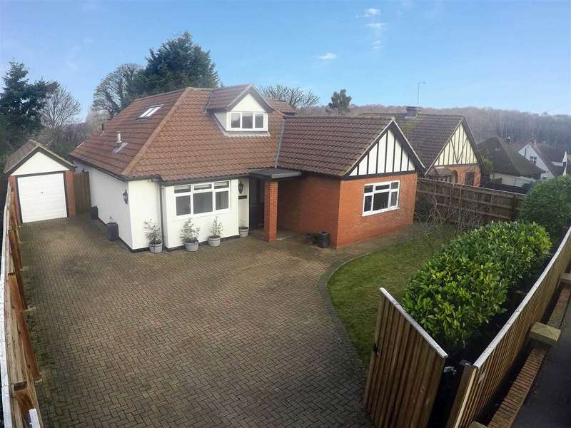 4 Bedrooms Detached Bungalow for sale in Foxhall Road, Ipswich