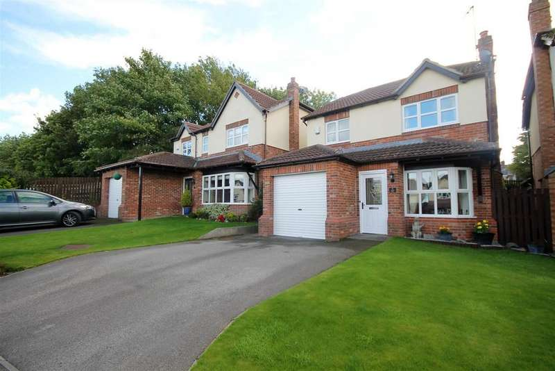 3 Bedrooms House for sale in Amble Way, Trimdon Grange