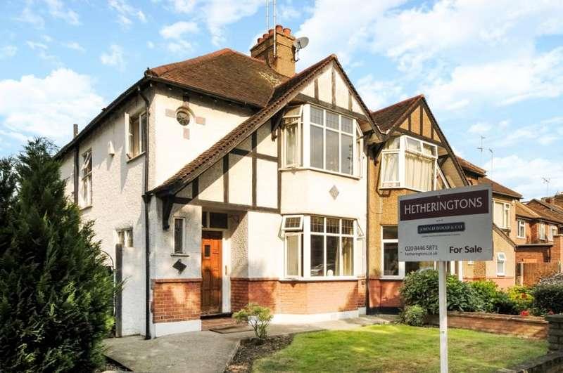 3 Bedrooms Semi Detached House for sale in Friern Barnet Lane, Friern Barnet