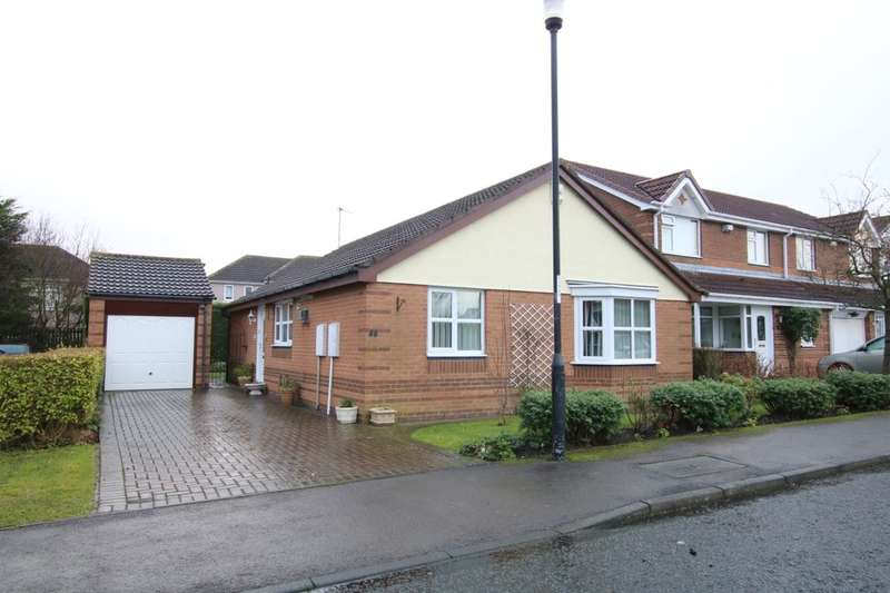 3 Bedrooms Detached Bungalow for sale in Cricklewood Drive, Penshaw, DH4