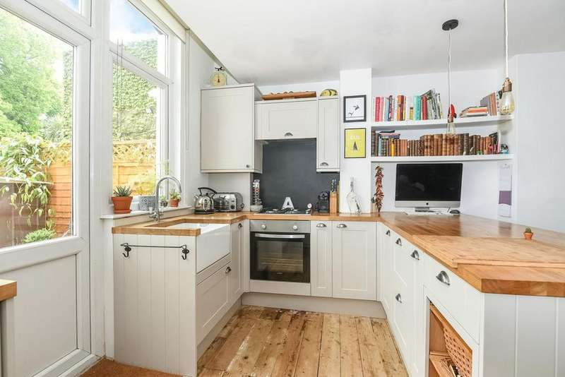 1 Bedroom Flat for sale in South Croxted Road, West Dulwich