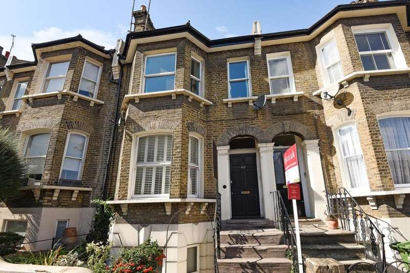 1 Bedroom Flat for sale in Westcombe Hill, Blackheath