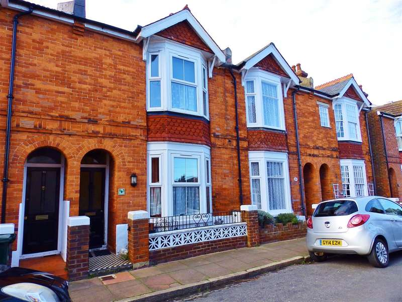 2 Bedrooms Terraced House for sale in Melbourne Road, Eastbourne