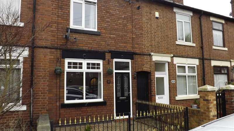 3 Bedrooms Terraced House for sale in Friarswood Road, Newcastle-under-Lyme