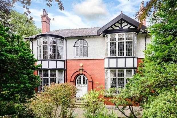 6 Bedrooms Detached House for sale in Elm Grove, Eccleston Park, Prescot, Merseyside