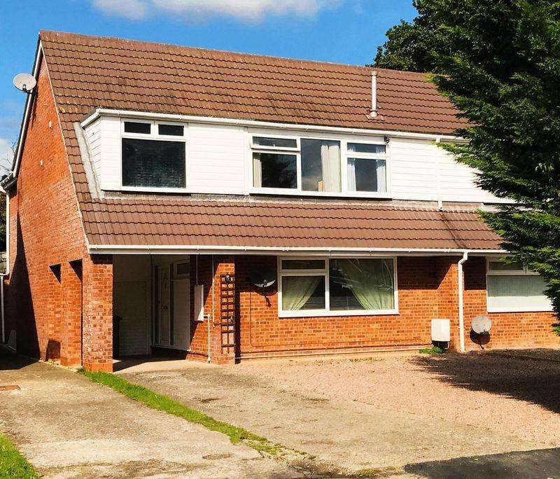 5 Bedrooms Semi Detached House for sale in Hampton Dene