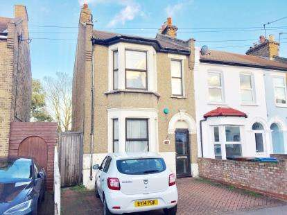 3 Bedrooms End Of Terrace House for sale in Leytonstone, Waltham Forest, London