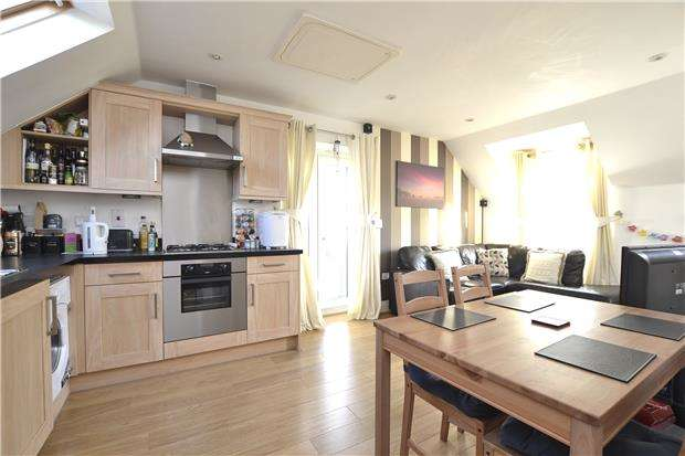 1 Bedroom Detached House for sale in Fritillary Mews, Ducklington, WITNEY, Oxfordshire, OX29