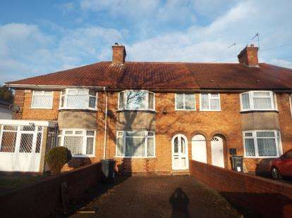 3 Bedrooms Terraced House for sale in Oakhurst Road, Birmingham, West Midlands