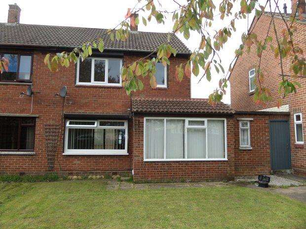 2 Bedrooms Semi Detached House for rent in ELWICK VIEW, TRIMDON VILLAGE, SEDGEFIELD DISTRICT