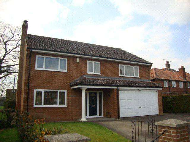 5 Bedrooms Detached House for rent in Hambleton Court, Great Smeaton, Northallerton, North Yorkshire, DL6