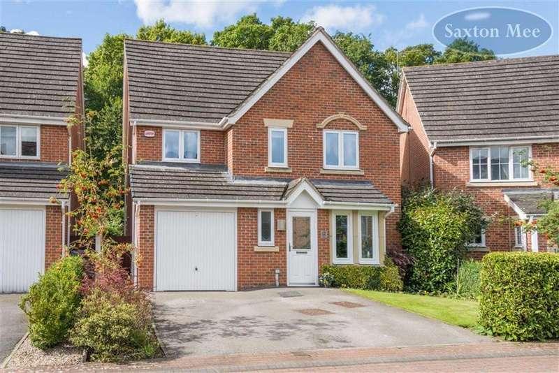 4 Bedrooms Detached House for sale in Southwood Grove, Wadsley Park Village, Sheffield, S6