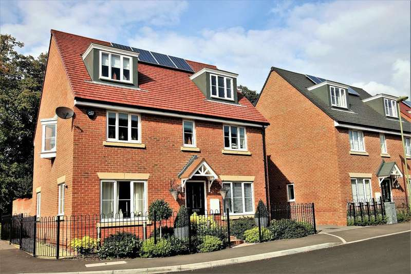 5 Bedrooms Detached House for sale in Southampton