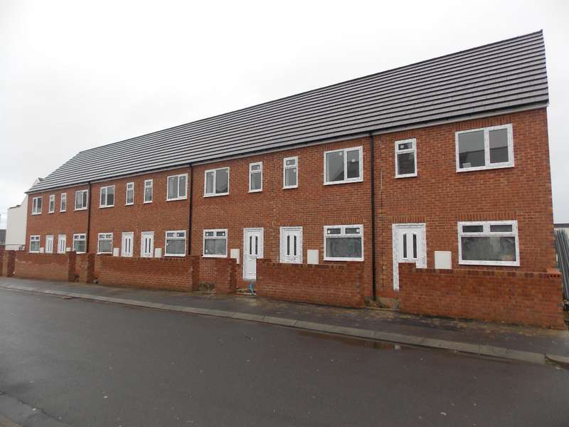 2 Bedrooms Terraced House for sale in St. Cuthberts Road, Stockton-on-Tees, TS18 3JY