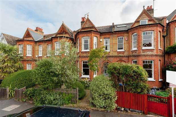 4 Bedrooms House for rent in Beauval Road, Dulwich