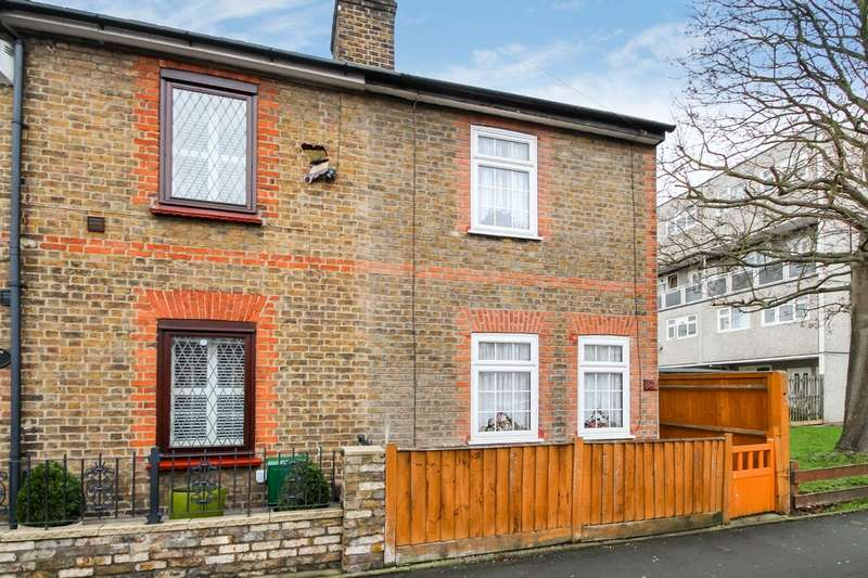 2 Bedrooms End Of Terrace House for sale in Red Lion Road, Surbiton