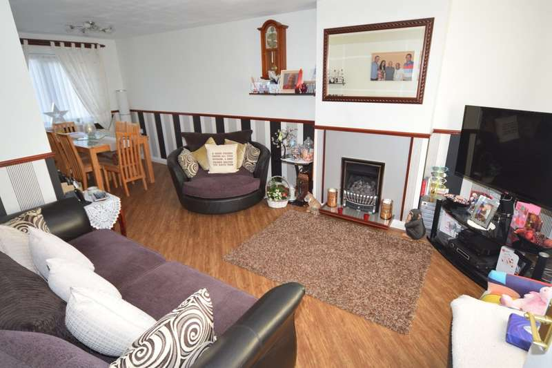 3 Bedrooms Semi Detached House for sale in Hannay Close, Barrow-in-Furness, Cumbria, LA14 1SZ