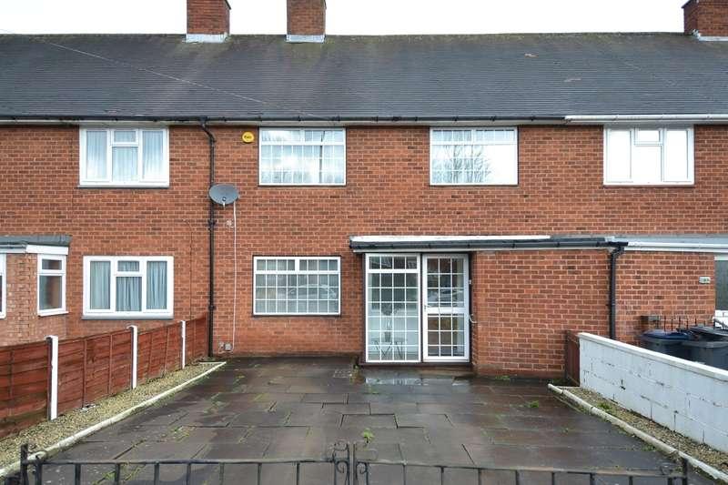4 Bedrooms Terraced House for sale in Long Nuke Road, Northfield, Birmingham, B31