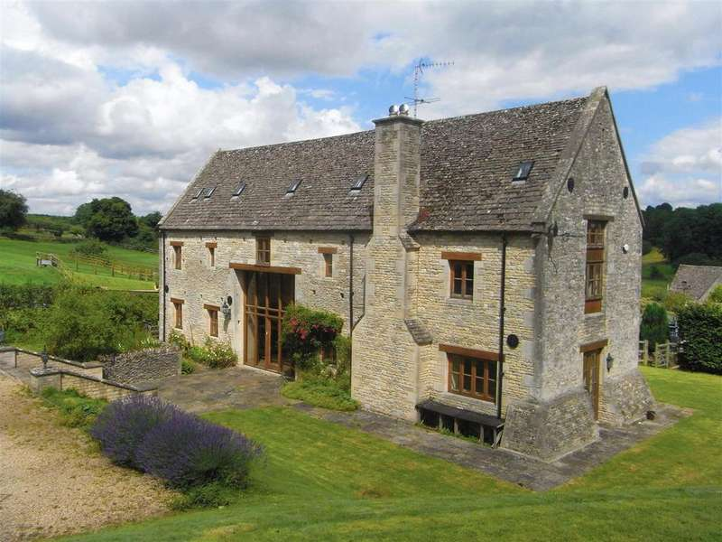 5 Bedrooms Barn Conversion Character Property for rent in Coln Rogers, Gloucestershire