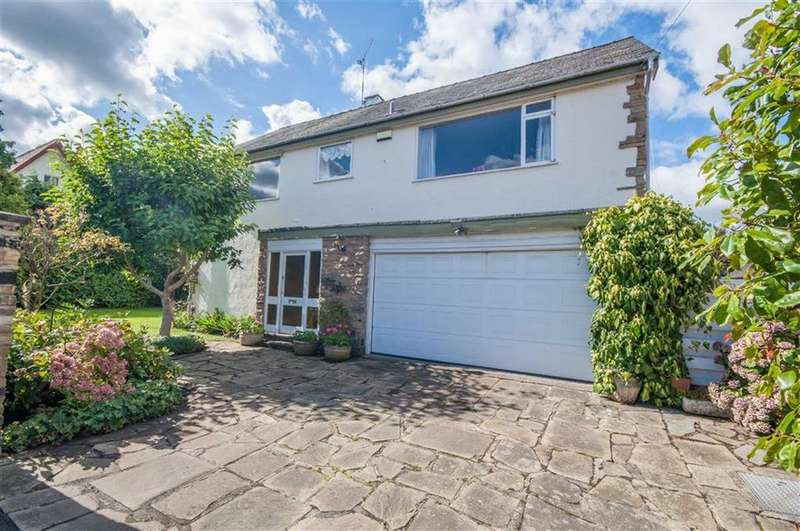 4 Bedrooms Detached House for sale in 4 Howe Road, Curzon Park, Chester, Chester
