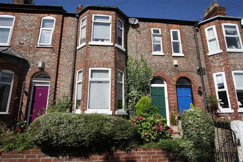 4 Bedrooms Terraced House for sale in Victoria Drive, Sale