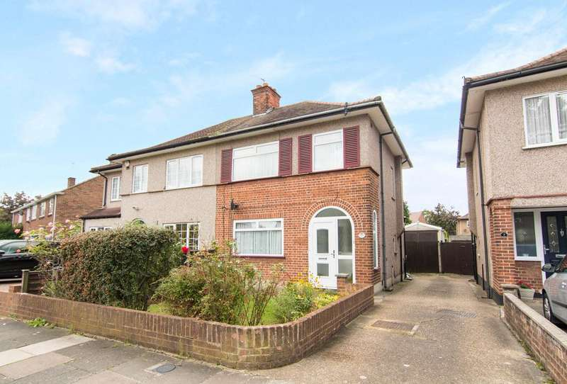 3 Bedrooms House for sale in Hughenden Gardens, Northolt