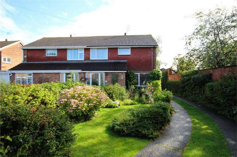 3 Bedrooms Semi Detached House for sale in 7 Windham Crescent, Wawne, East Riding of Yorkshire