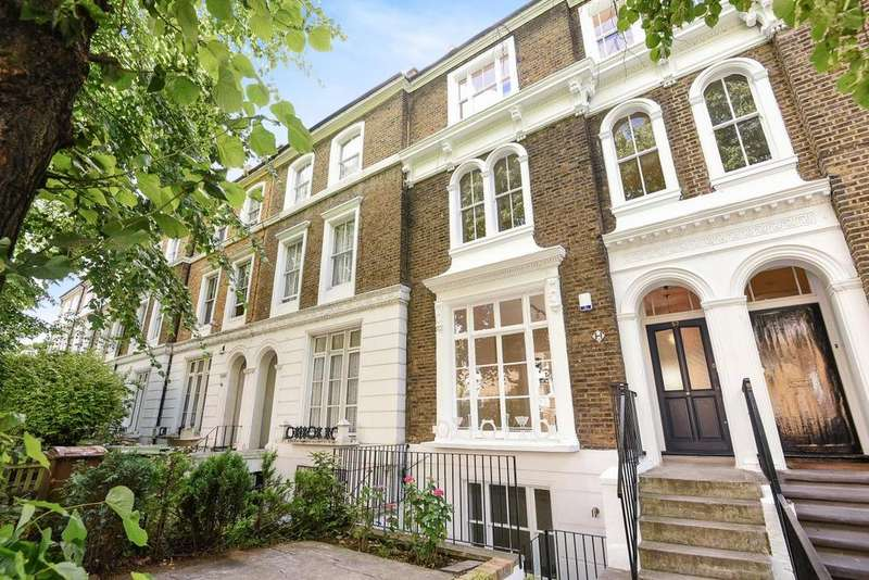 3 Bedrooms Terraced House for sale in Trafalgar Avenue, Peckham