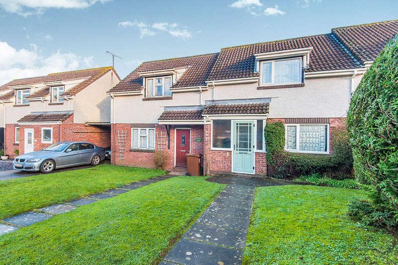 2 Bedrooms Property for rent in Britton Close, Halberton, Tiverton, EX16